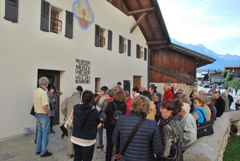 Voyage annuel  2015 en Haute-Savoie