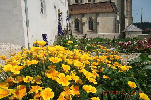 jardin du presbytere