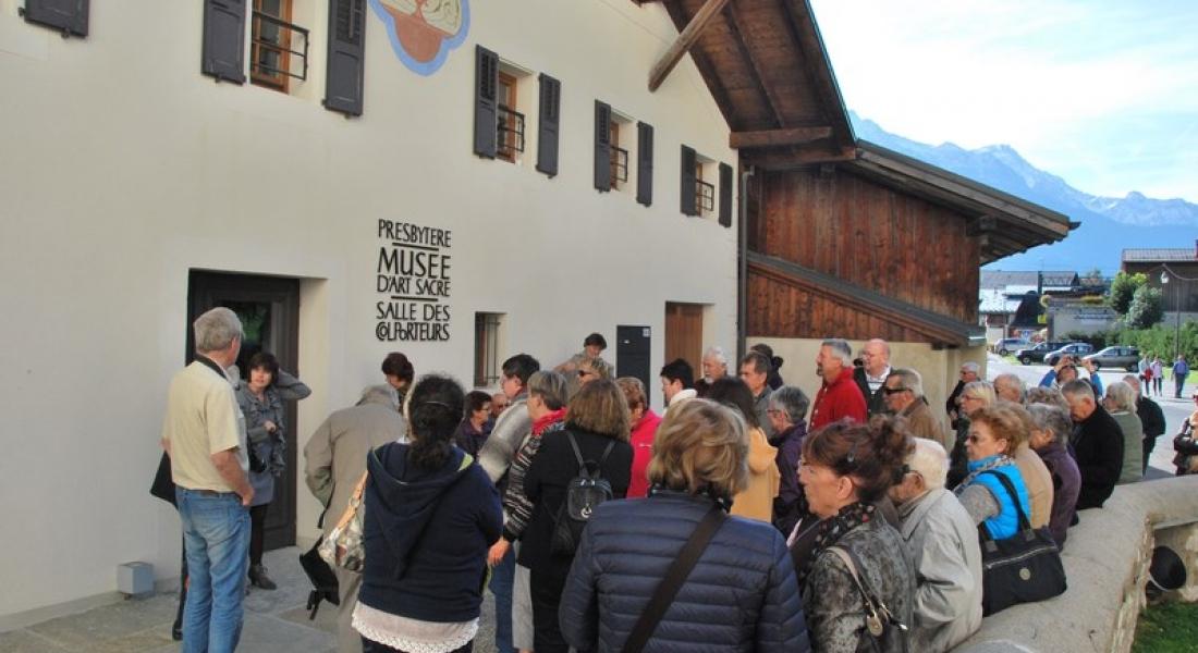 Voyage annuel en Haute-Savoie